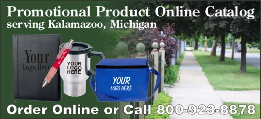 Promotional Products Kalamazoo, Michigan